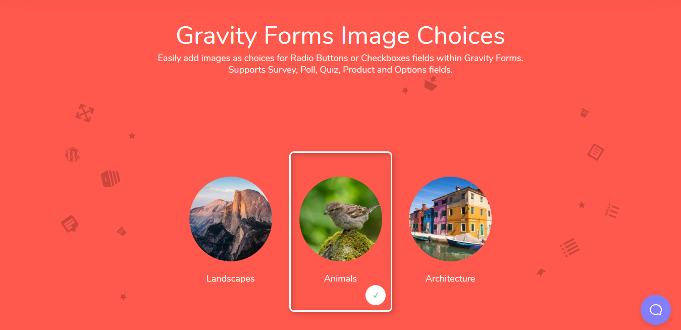 Jetsloth – Gravity Forms Image Choices 1.3.20