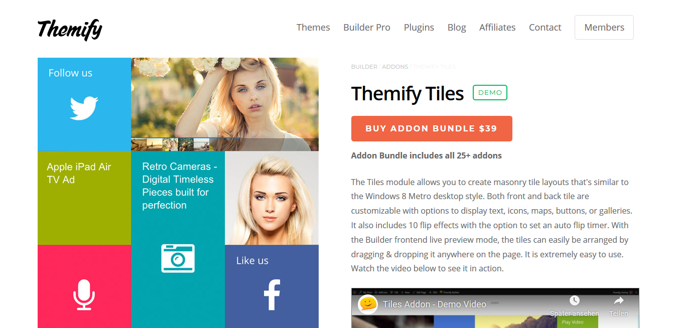 Themify Builder Tiles Addon 2.0.4