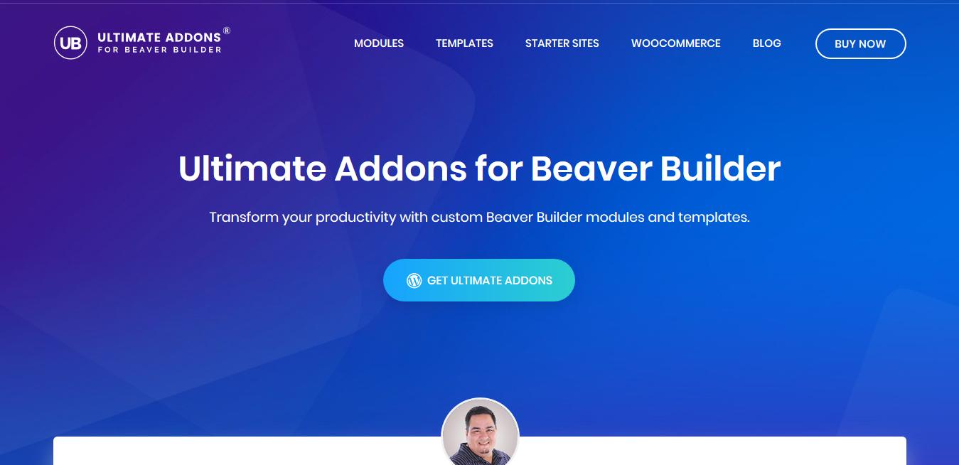 Ultimate Addons for Beaver Builder 1.30.2 – The Best Beaver Builder Addon