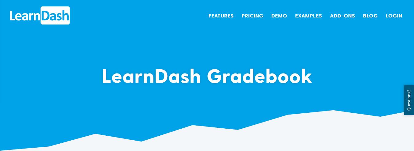 LearnDash LMS Gradebook 2.0.3