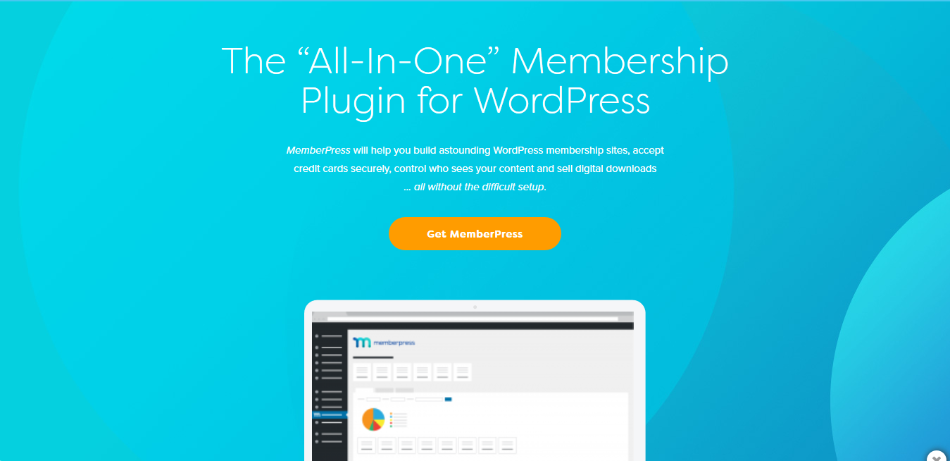 MemberPress 1.9.10 (+All 30 Addons) – Best WordPress Membership Plugin