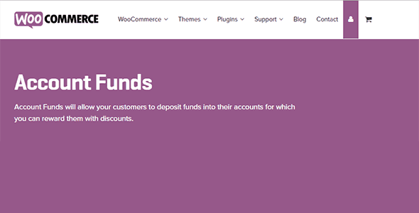 WooCommerce Account Funds 2.3.9
