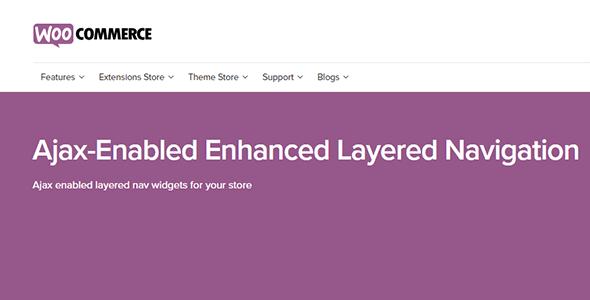 WooCommerce Ajax-Enabled Enhanced Layered Navigation 1.5.0