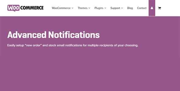 WooCommerce Advanced Notifications 1.2.29
