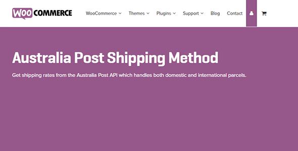 WooCommerce Australia Post Shipping Method 2.4.26