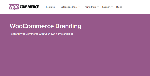 WooCommerce Branding 1.0.30