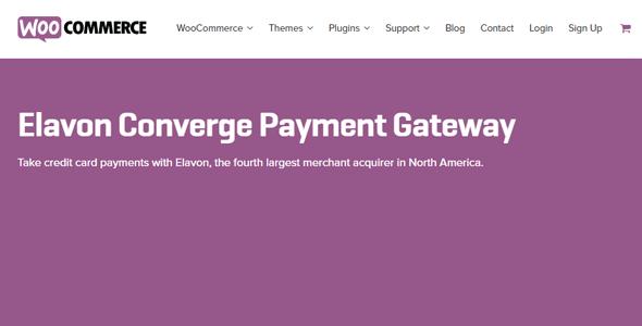WooCommerce Elavon Converge Payment Gateway 2.9.0