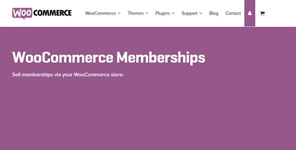 WooCommerce Memberships 1.22.7 – WordPress Membership Plugin