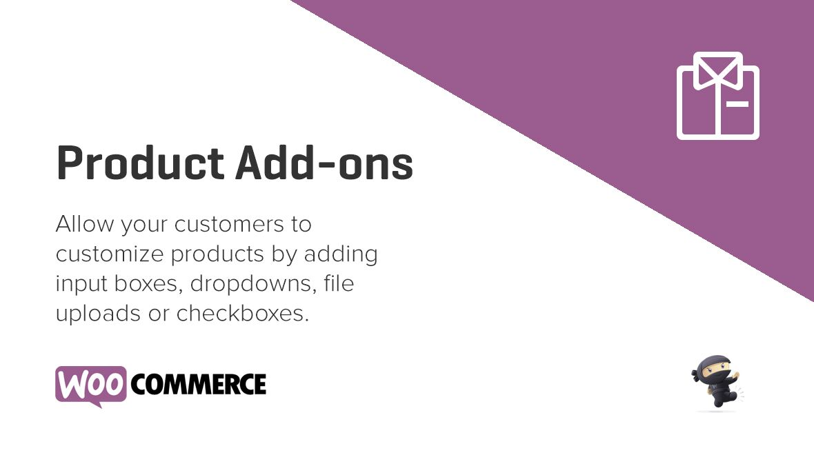 WooCommerce Product Add-Ons 4.1.0 – Custom Personalized Products