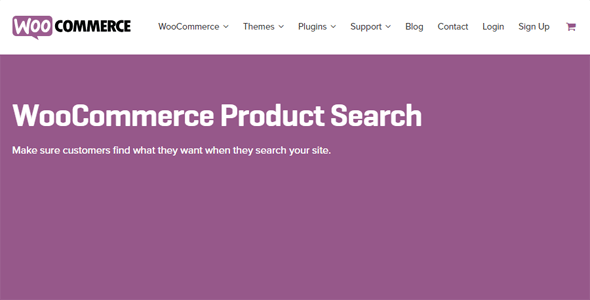 WooCommerce Product Search 3.6.1