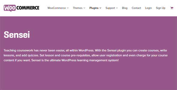 Sensei LMS WooCommerce Paid Courses 3.8.1.2.3.2 – Selling Courses with WooCommerce