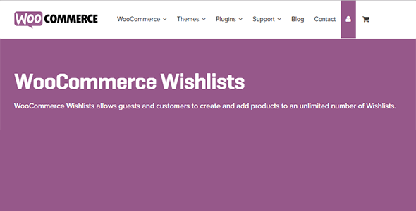WooCommerce Wishlists 2.2.4