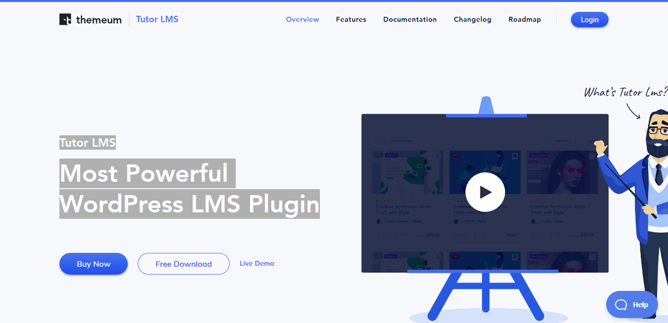 Tutor LMS Pro 1.8.7 – Most Powerful WordPress LMS Plugin