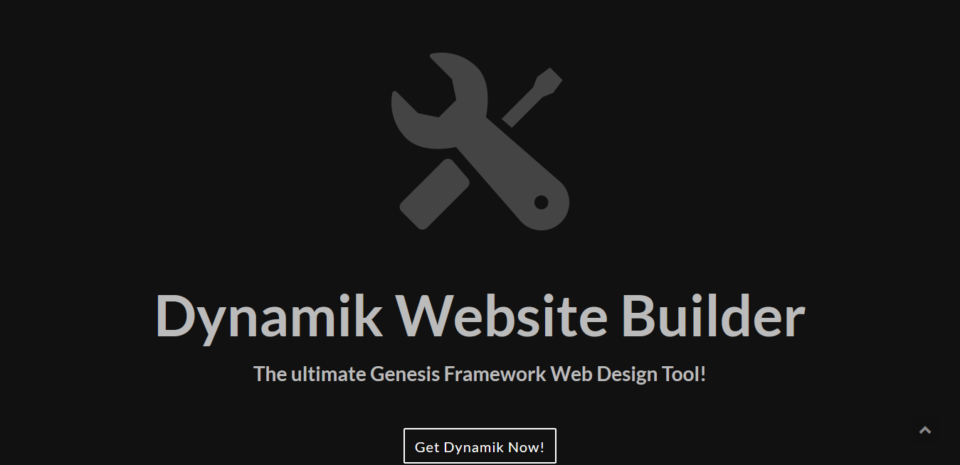 Dynamik Website Builder for Genesis A Premium Genesis Child Theme 2.6.1