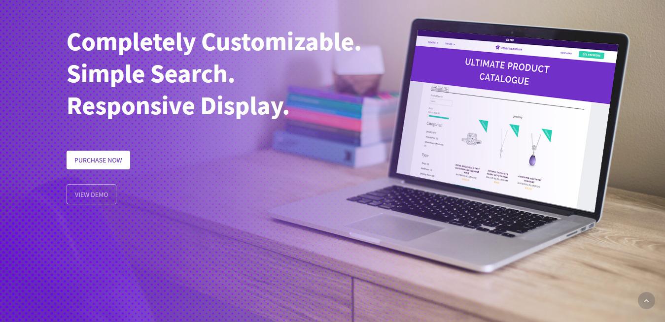 Ultimate Product Catalog 4.4.33 – Etoile Web Design