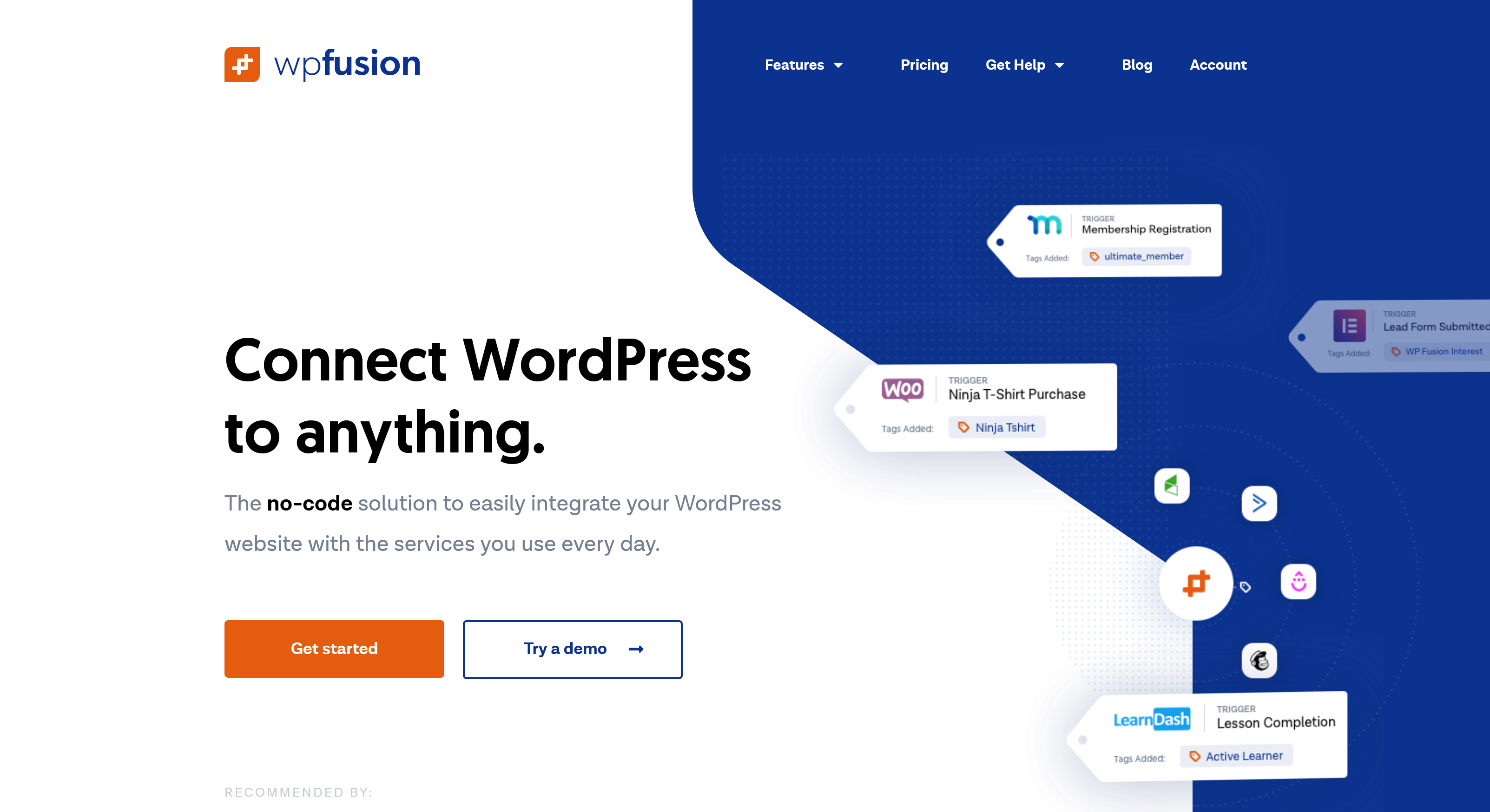 WP Fusion 3.38.13 + Addons – Marketing Automation for WordPress