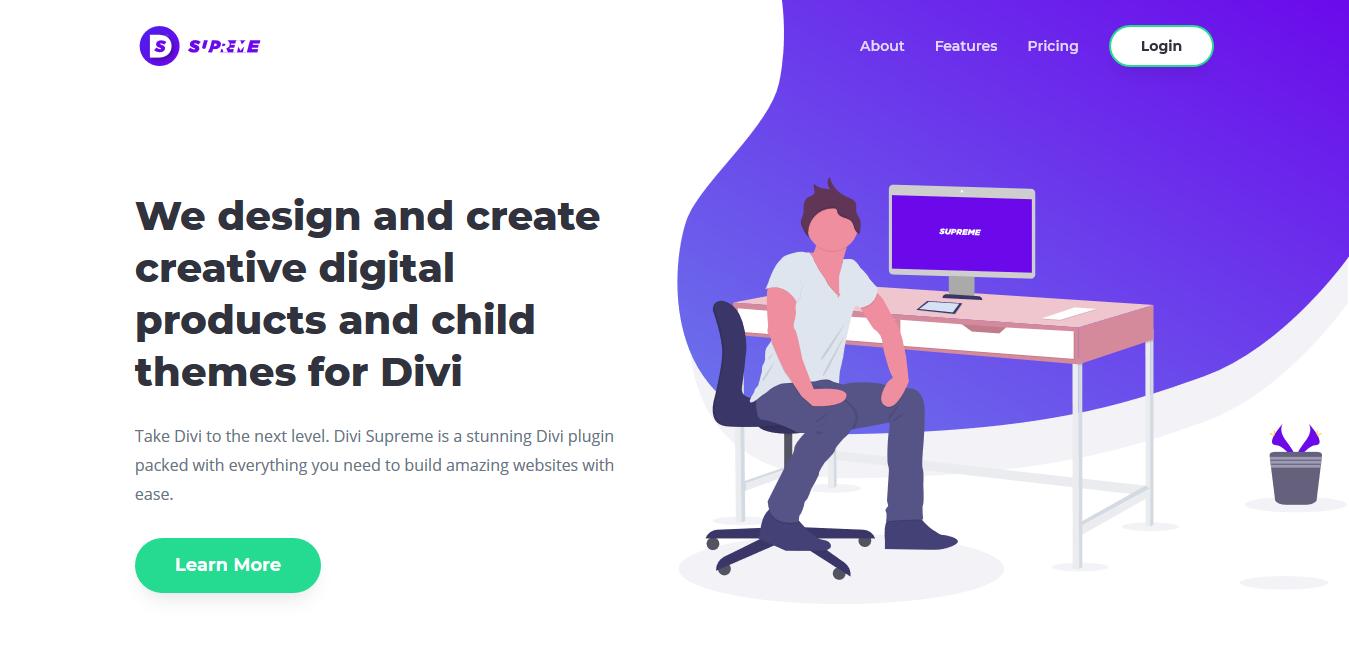 Divi Supreme Pro 4.7.34 – Custom and Creative Divi Modules