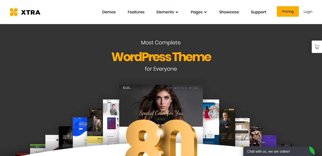 XTRA WordPress Theme 4.3.8 – Complete WordPress Theme