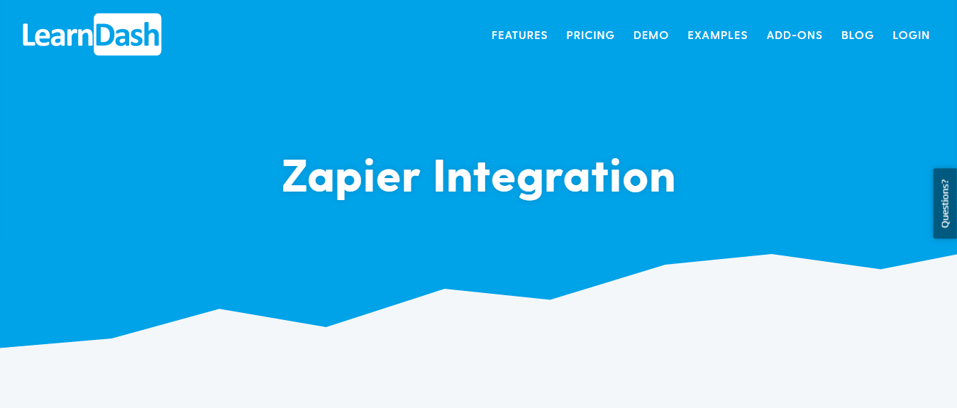 WordPress LearnDash LMS Zapier Integration 2.0.1