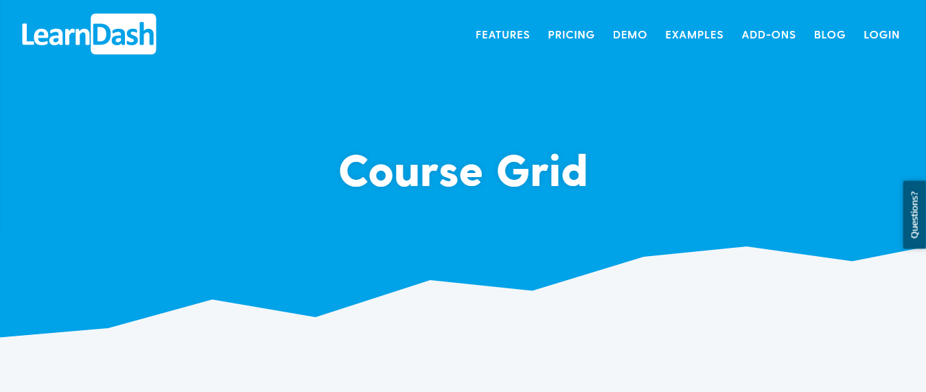 LearnDash LMS Course Grid Addon 1.6.0