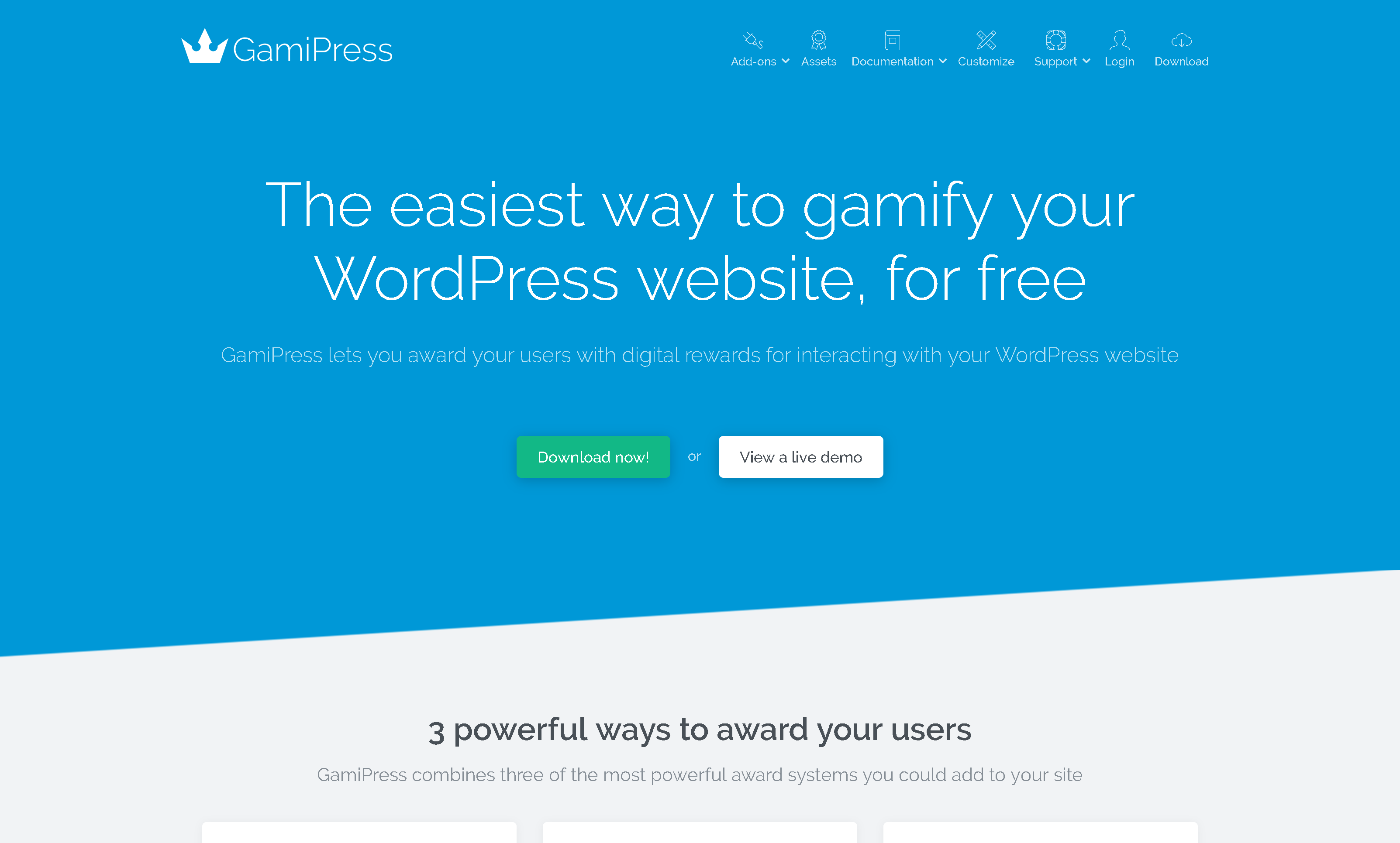 GamiPress All Access Pass 1.9.9.11 Latest Version (37 Addons + 9 Icons Pack) – Gamification for WordPress