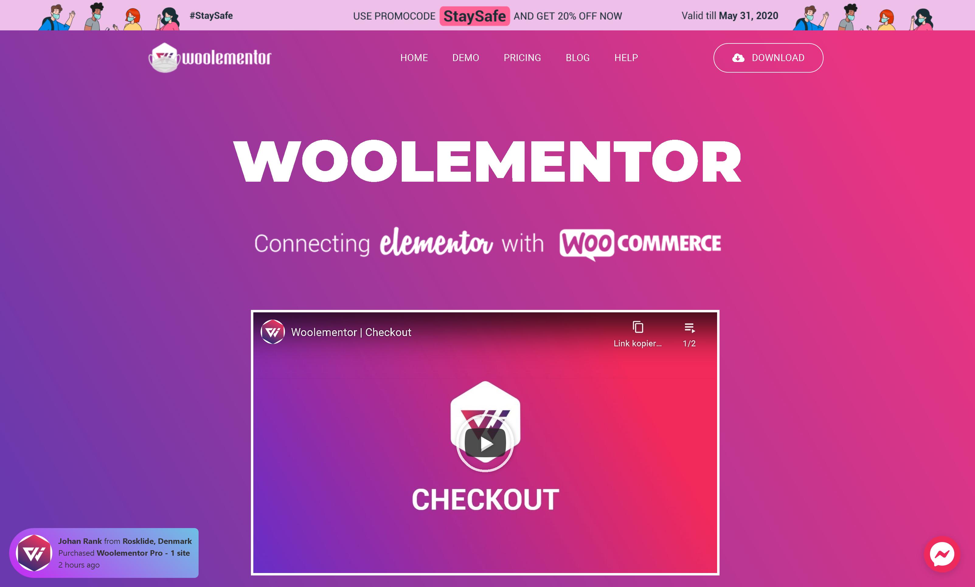 Woolementor 2.6.0 – WC Designer Pro
