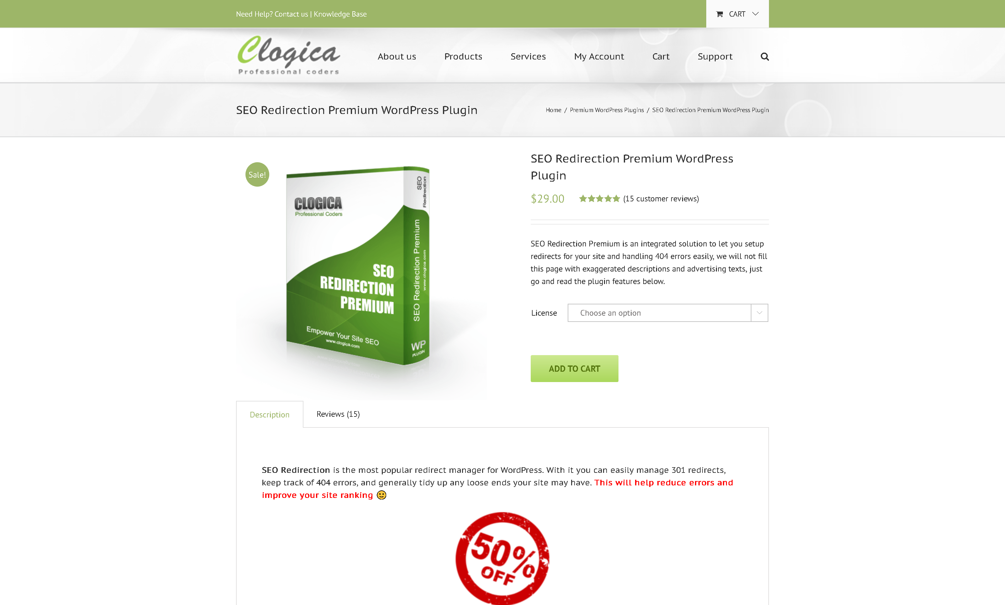 SEO Redirection Premium WordPress Plugin 3.7 – Redirect Manager