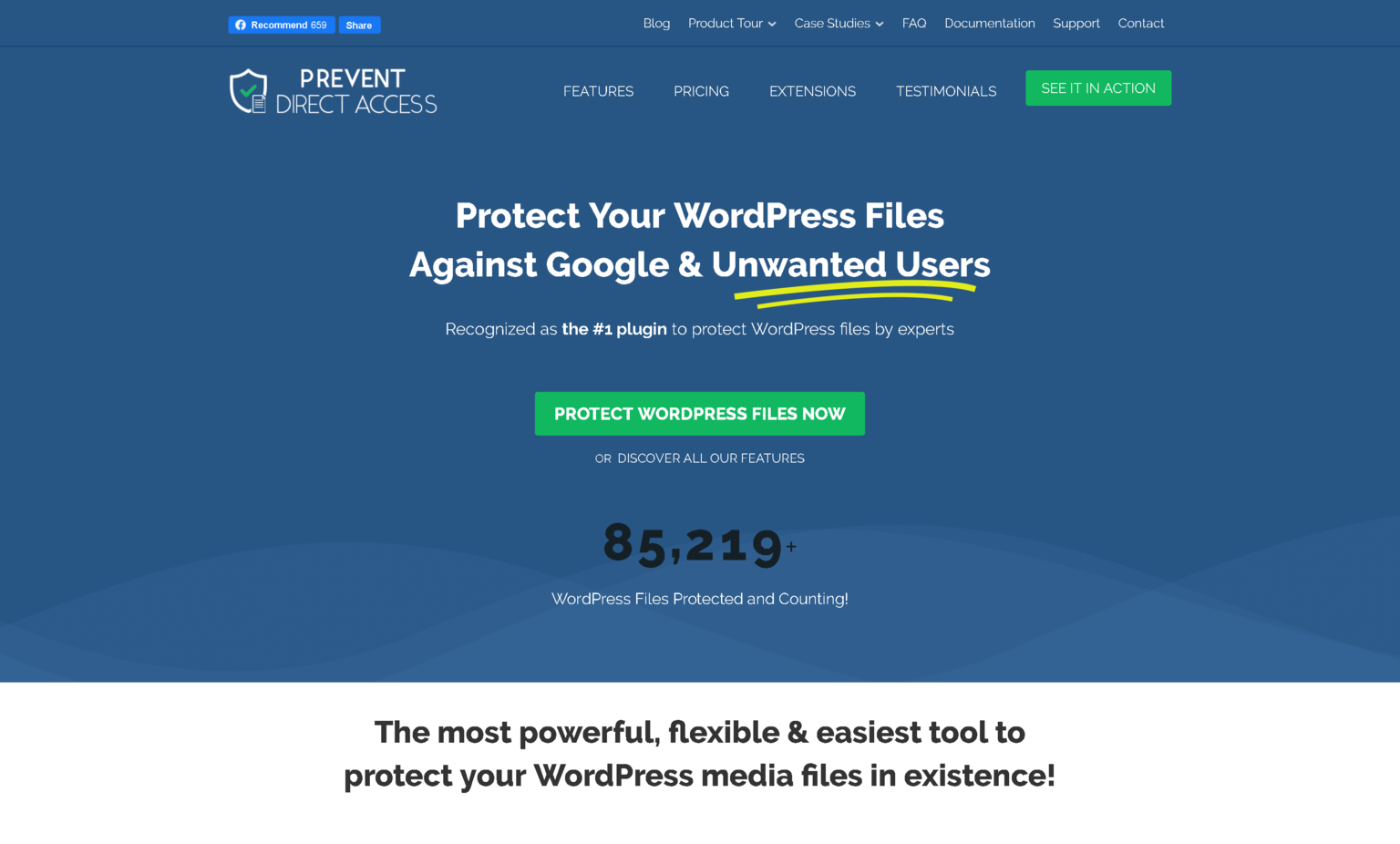 Prevent Direct Access Gold 3.3.1 – Protect Your WordPress Files Against Google  & Unwanted Users