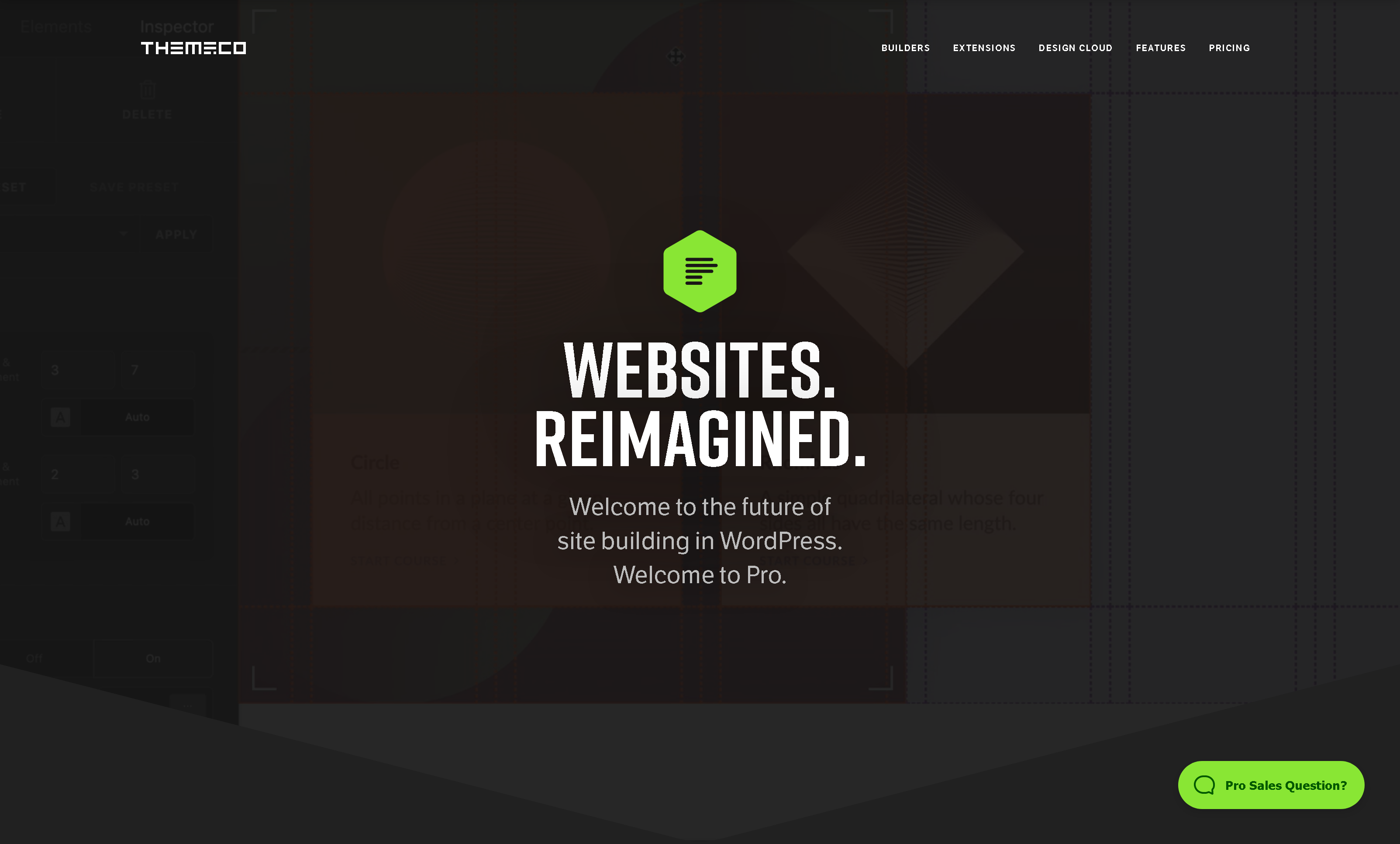 Themeco Pro 3.2.3 – The Most Advanced Website Builder for WordPress