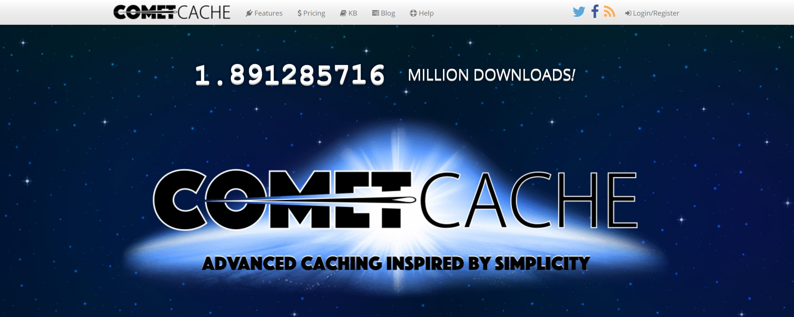 Comet Cache Pro 170220 – An advanced WordPress cache plugin inspired by simplicity