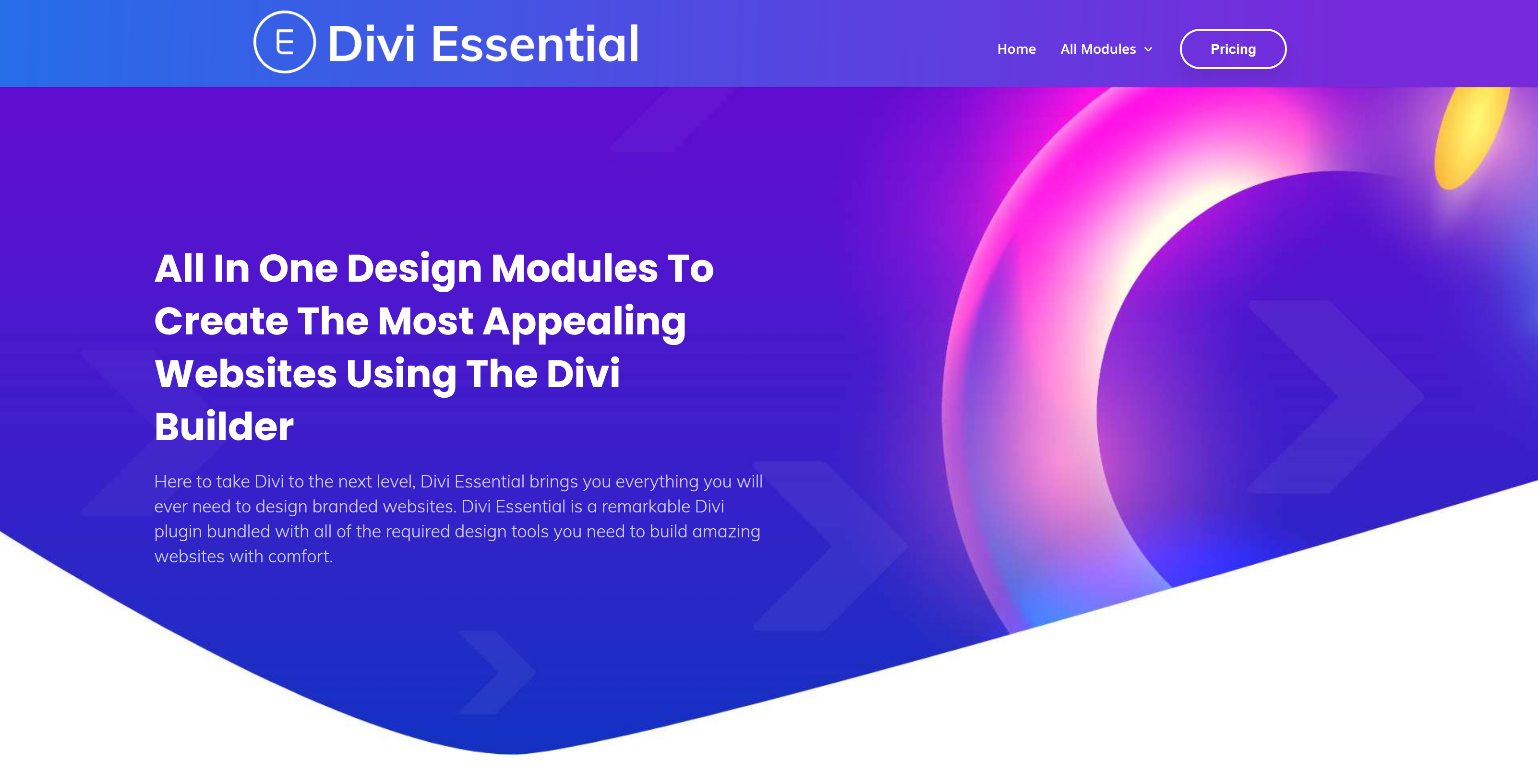 Divi Essential 4.4.0 – Divi Extension For Next Label Modules
