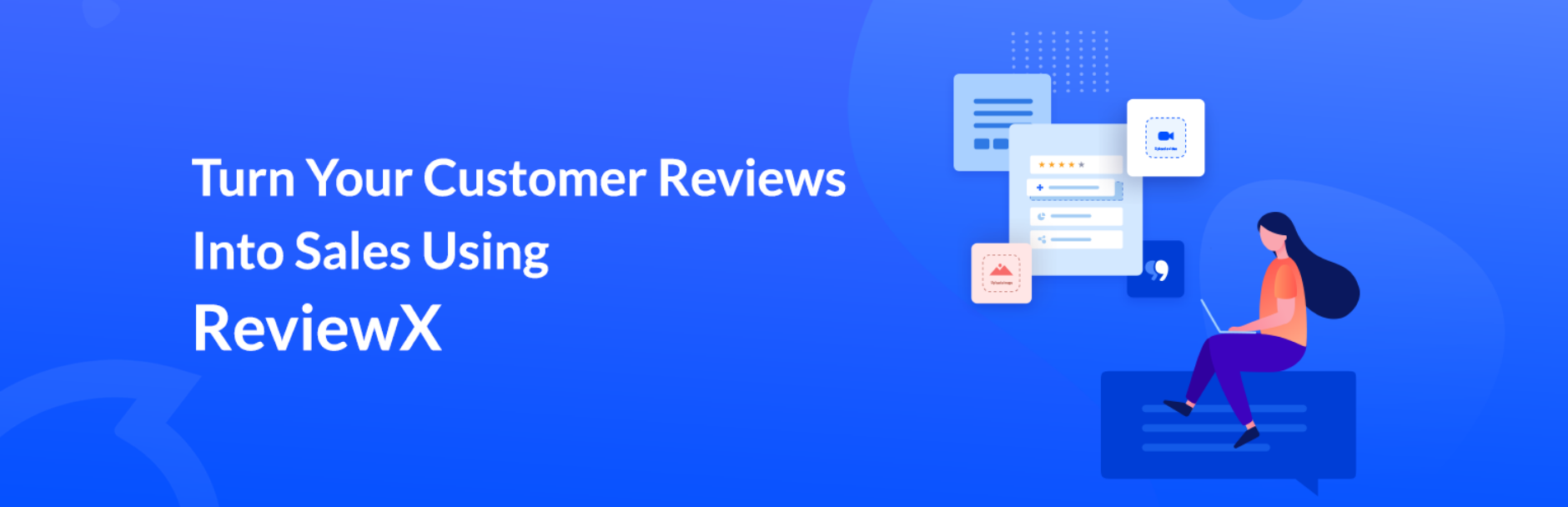 ReviewX Pro 1.1.7 – Accelerate WooCommerce Sales With ReviewX