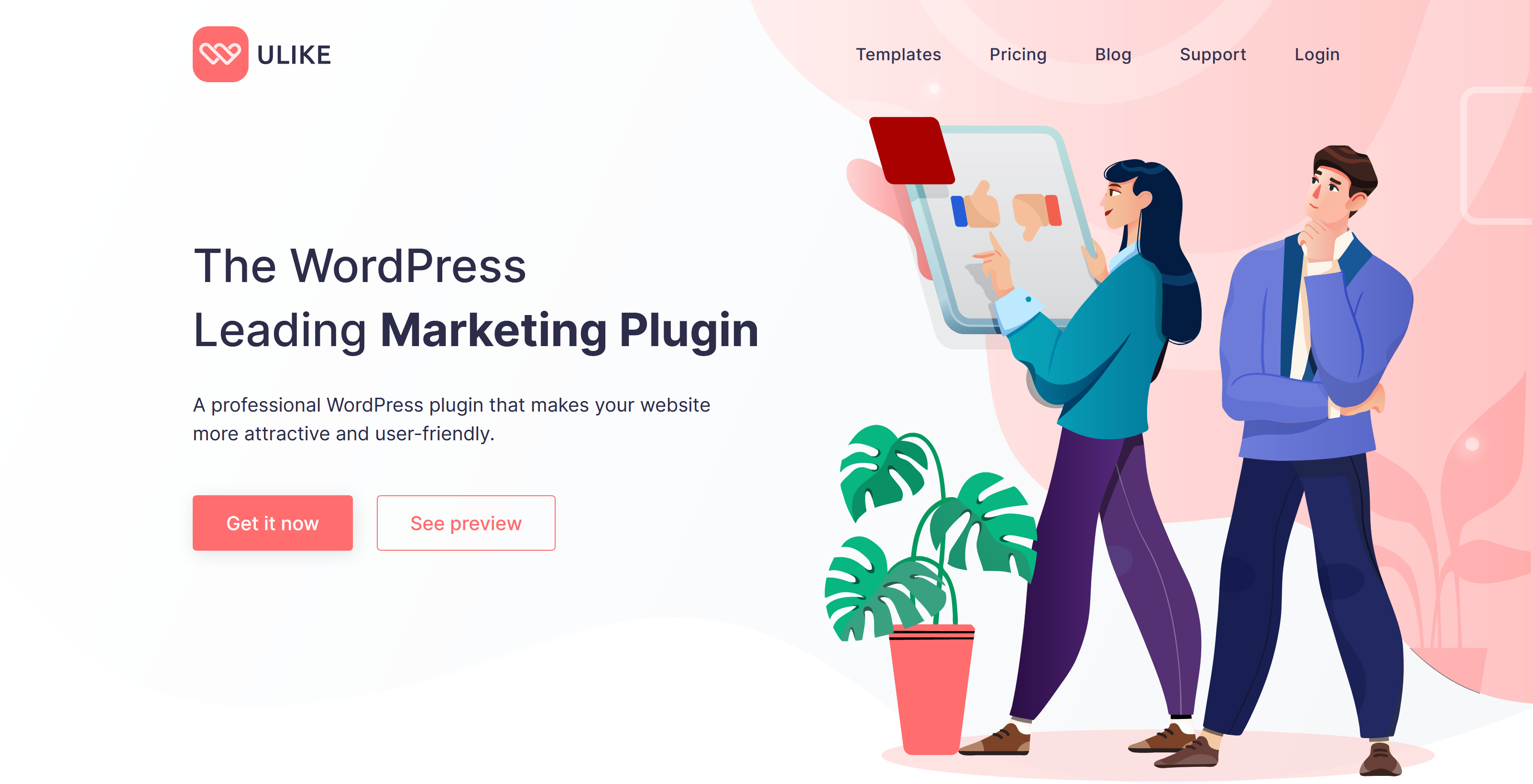 WP ULike Pro 1.6.0 – Most Advanced WordPress Marketing Toolkit