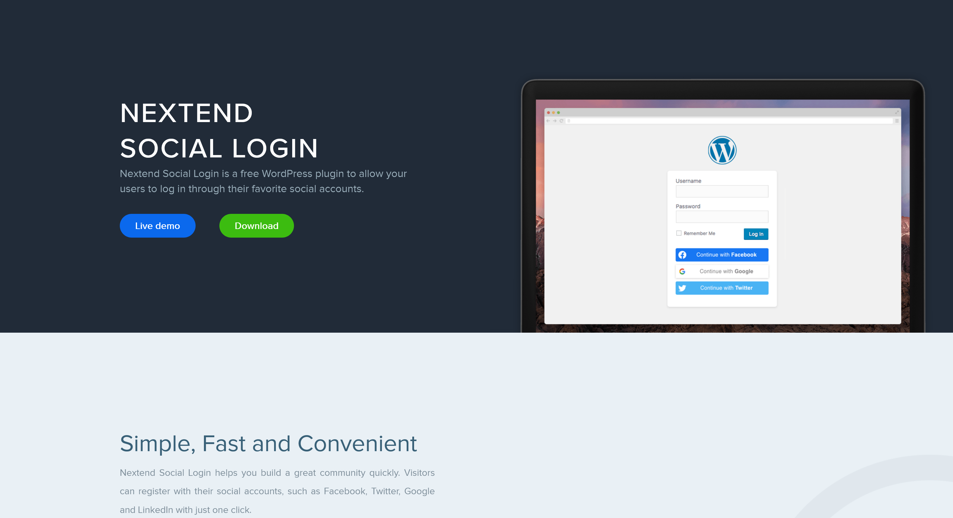 Nextend Social Login Pro 3.1.2