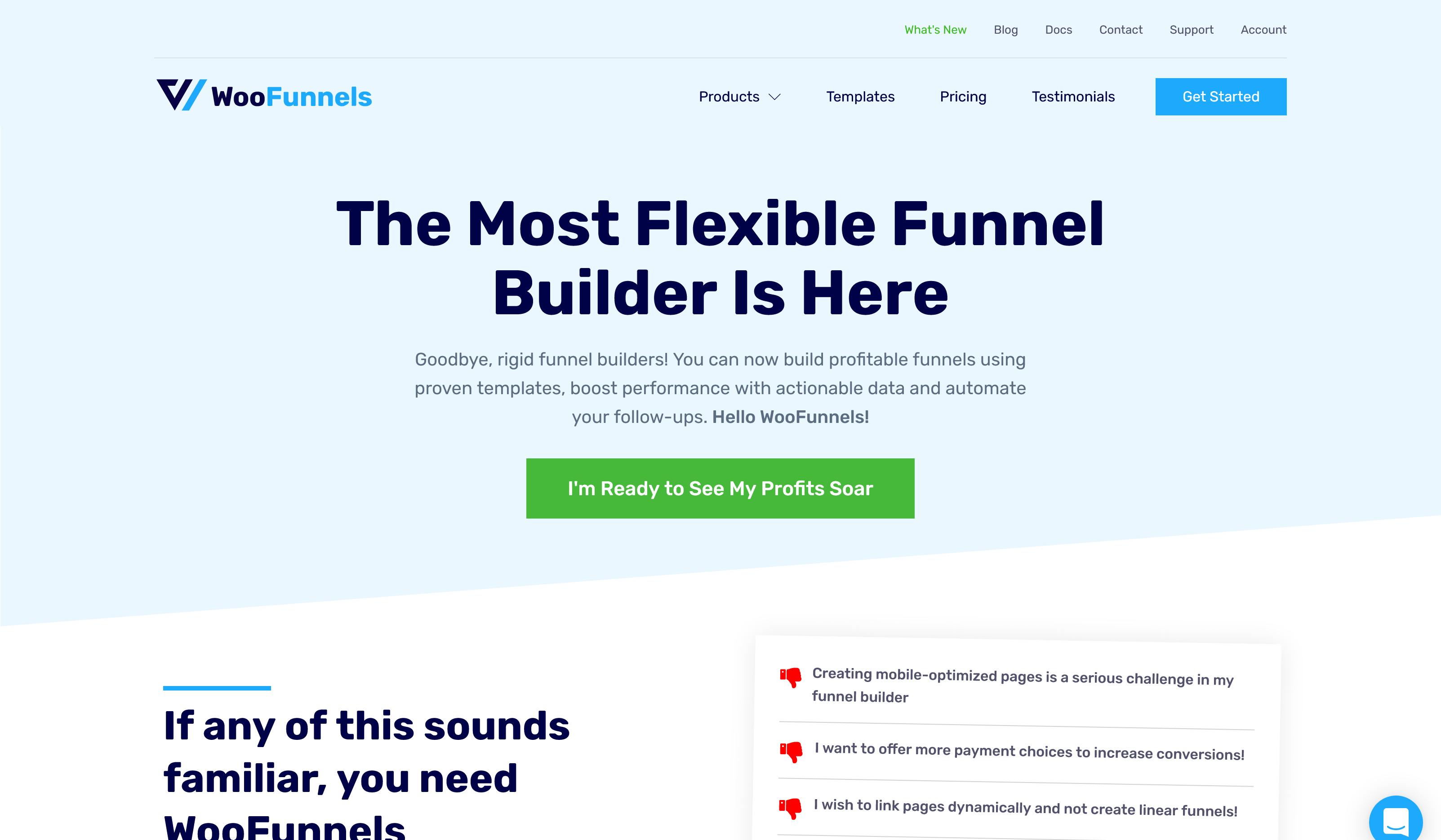 Woofunnels Funnel Builder Pro 1.11.2/ 1.6.2
