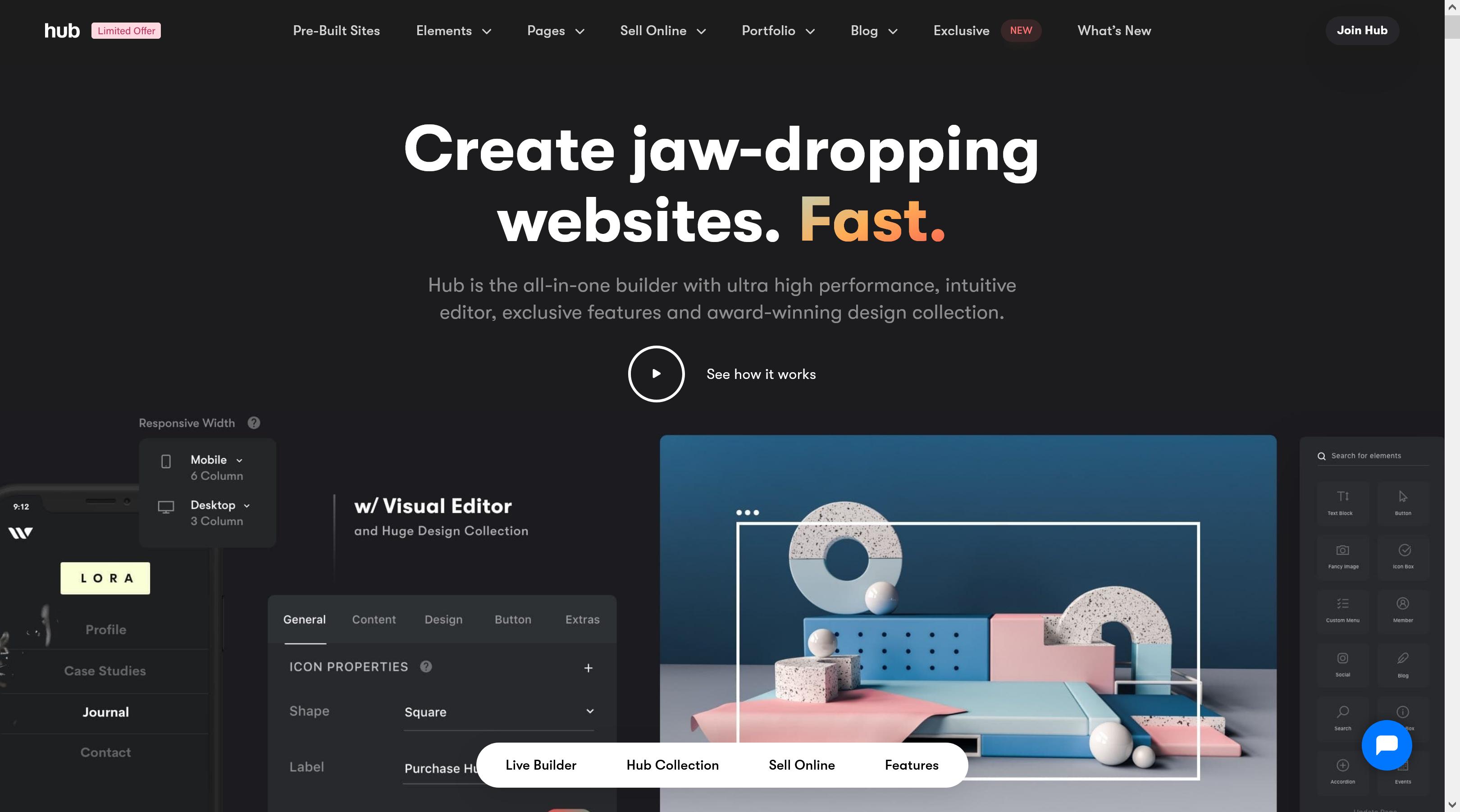 Hub 1.4 – Multi-Purpose WordPress Theme