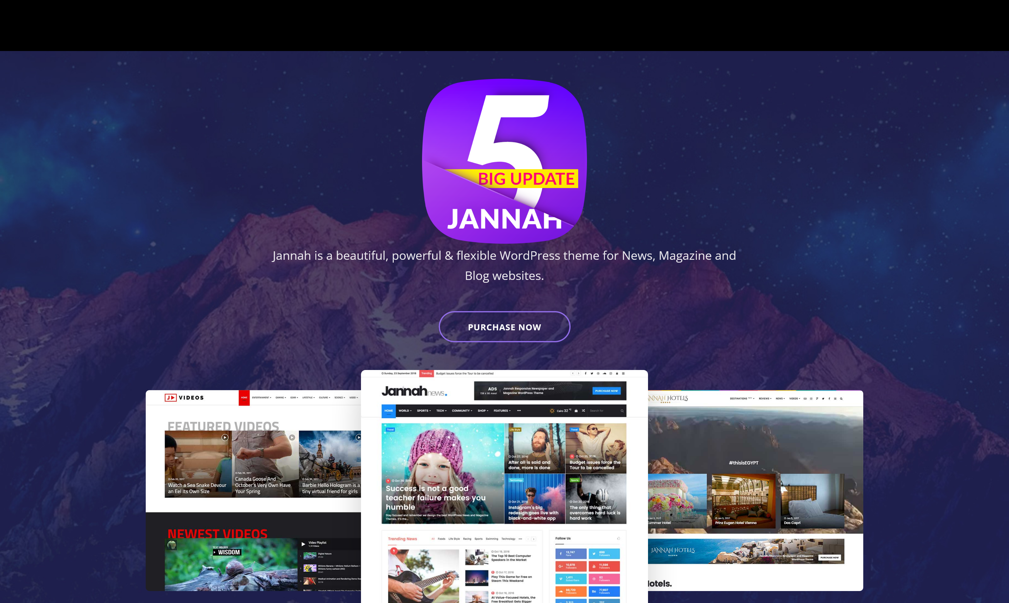 Jannah 5.4.9 – Newspaper Magazine Theme