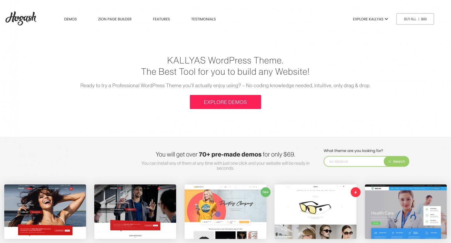 KALLYAS 4.18.1 – eCommerce Multi-Purpose Theme