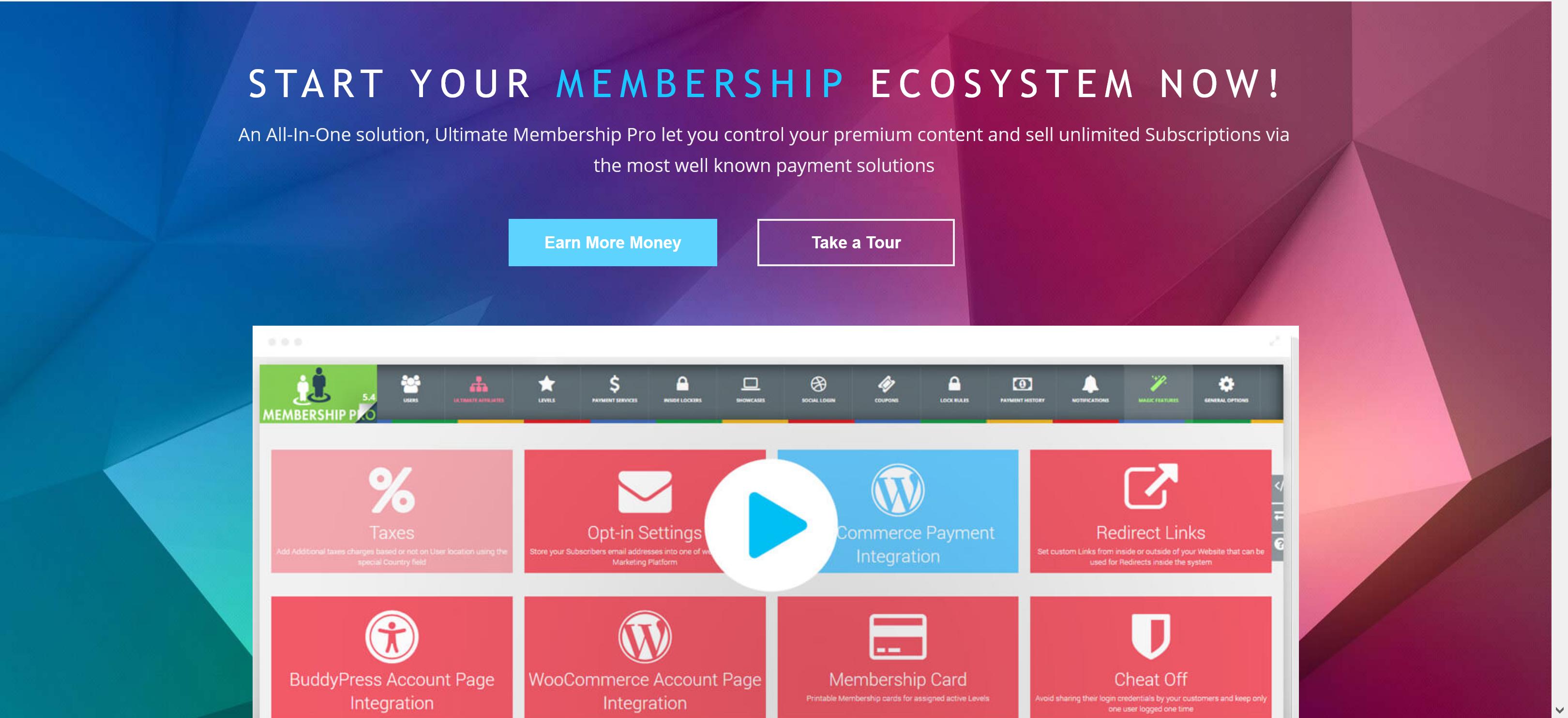 Indeed Ultimate Membership Pro Plugin 10.1