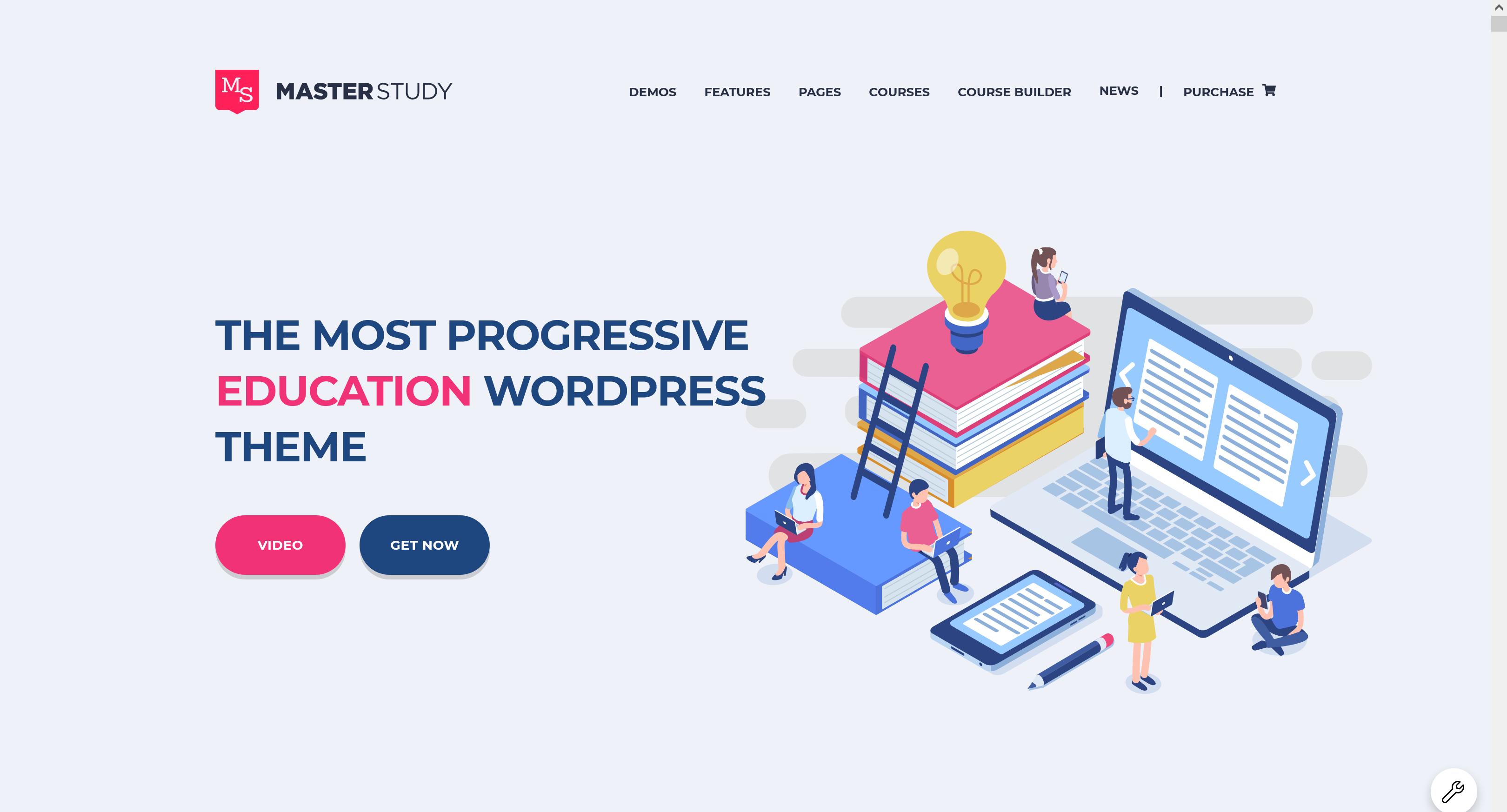 Masterstudy 4.3.8 – Education WordPress Theme